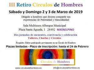 III Retiro Círculos de Hombres @ Mataelpino | Mataelpino | Comunidad de Madrid | España