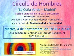 """Sesión Círculo """"La Cuña Verde - Madrid"""" (especial Casa de Campo) @ Casa de Campo   Madrid   Comunidad de Madrid   España"""