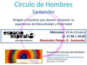 """Círculo de Hombres """"Santander"""" @ Espacio Espiral   Santander   Cantabria   España"""