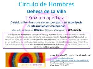 ¡ Próxima apertura ! Círculo Dehesa de La Villa - Madrid @ Dehesa e La Villa - Madrid | Madrid | Comunidad de Madrid | España
