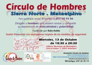 Círculo de Hombres Sierra Norte - Mataelpino @ Edificio Municipal de Mataelpino | Mataelpino | Comunidad de Madrid | España